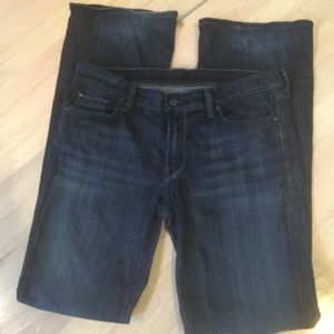 Citizens of Humanity blue bootcut SZ 31